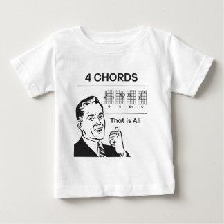 4 chords baby T-Shirt