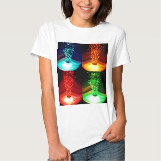 4 color bubbles shirt