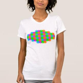 """""""4 Color Tess"""" t-shirt"""