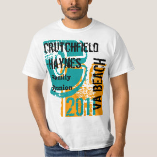 4-Crutchfield-Haynes- 2011 -Family Reunion T-Shirt