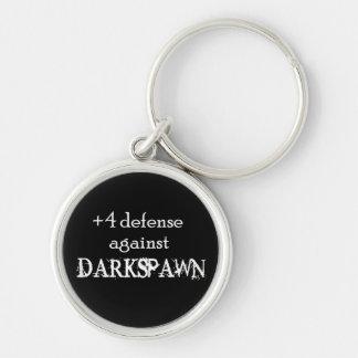 +4 defense against darkspawn key ring