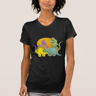 4 Dinosaur Friends T-Shirt