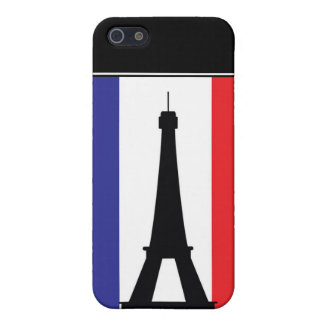 4 Eifel Tower  Cover For iPhone 5/5S
