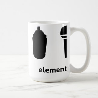 4 Elements of Hip-Hop Coffee Mug