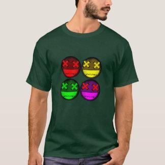 4 faces T-Shirt