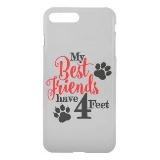 4 Feet Best Friends iPhone 8 Plus/7 Plus Case