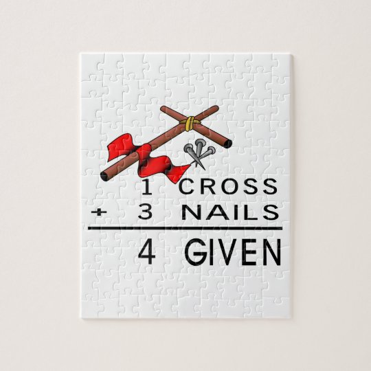 4 Given Jigsaw Puzzle