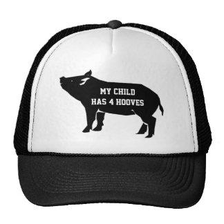 4 Hooves Hat