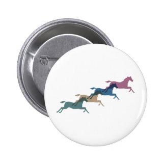 4 Horses Button