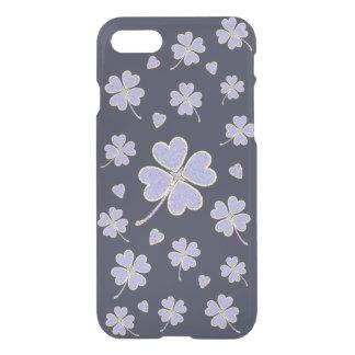 4-leaf clover & Hart iPhone 8/7 Case