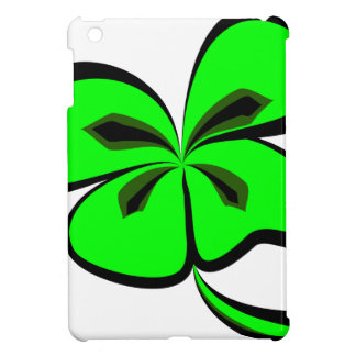 4 leaf clover iPad mini cover