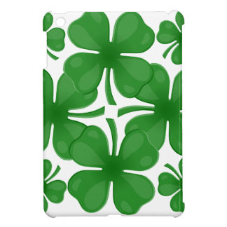 4 leaf clover iPad mini covers