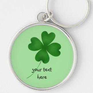 4 leaf clover keychains