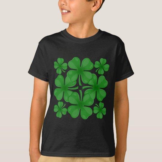 4 leaf clover T-Shirt