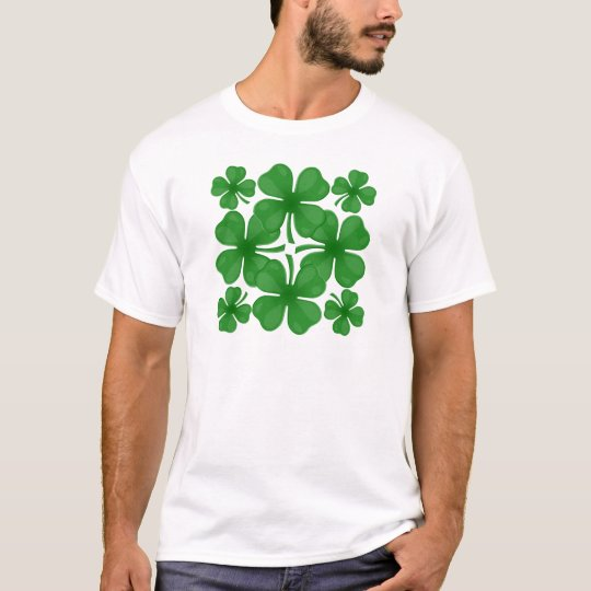 4 leaf clover T-Shirt