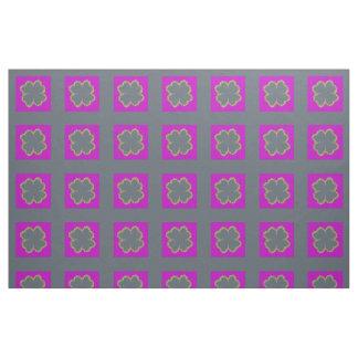 4 Leaf Decorative Fabric