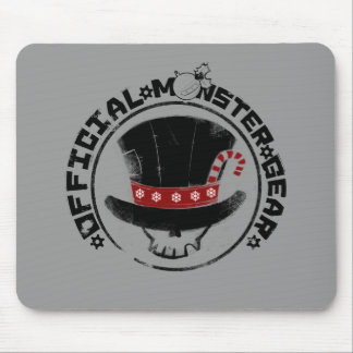 4 Little Monsters - Andy Holiday Logo Mouse Pad