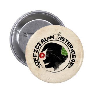 4 Little Monsters - Nigel Holiday Logo 2 6 Cm Round Badge