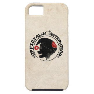 4 Little Monsters - Nigel Holiday Logo iPhone 5 Cases