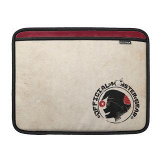 4 Little Monsters - Nigel Holiday Logo Sleeves For MacBook Air
