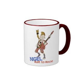 4 Little Monsters - Nigel Ringer Mug