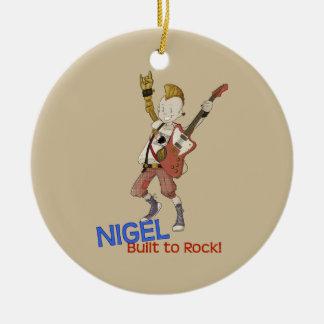 4 Little Monsters - Nigel Round Ceramic Decoration