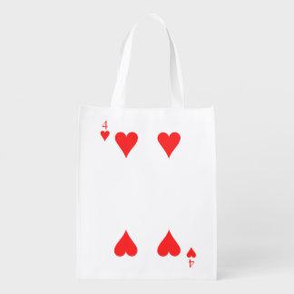 4 of Heart