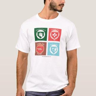 4 perk bastards T-Shirt