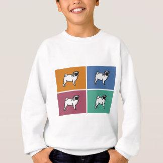 4 Pugs Sweatshirt