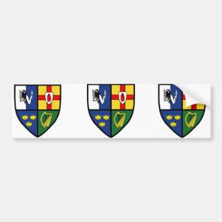 4 s, Ireland Bumper Sticker