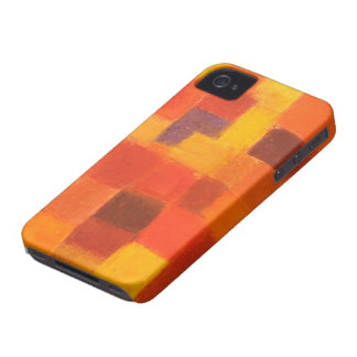 4 Seasons Autumn iPhone 4/4S Case Barely There