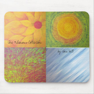 """4 Seasons"" Mousepad"