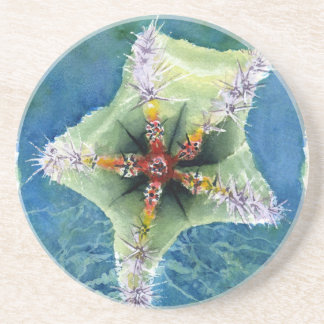 4 Star Fish Coaster