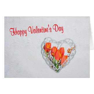 4. Valentine's Day - I Love You Card