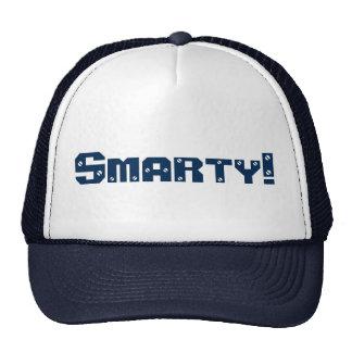 4A SET (Smarty!) Navy blue Hat