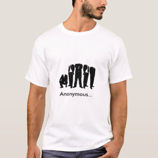 4chan Anonymous T-Shirt