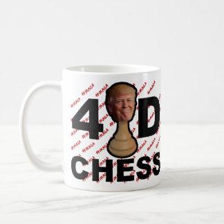 4D Chess Mug