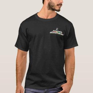 4D Lion Logo T-Shirt