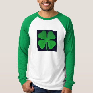 #4leafclover tee by DAL