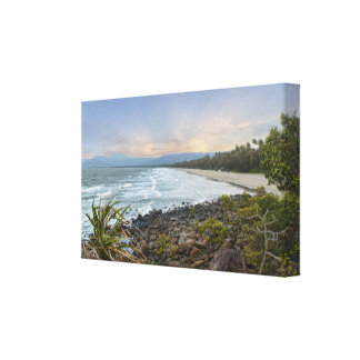 4mile Beach From Above Canvas Prints