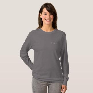 4TEN Womens Dark Colours Long Sleeve T-Shirt