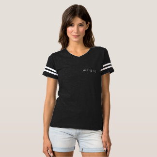 4TEN Womens Football Dark Colours Shirt