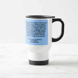 4th Amendment on Tshirts, Keychains, Mugs