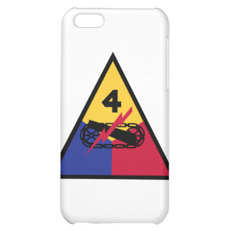 4th Armored Division Insignia Case For iPhone 5C