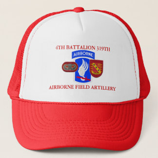 4TH BATTALION 319TH FIELD ARTILLERY HAT
