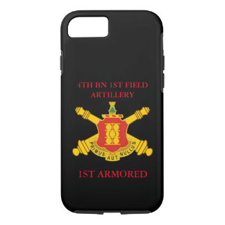 4TH BN 1ST FIELD ARTILLERY 1ST ARMORED CASE