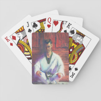 4th DaN Playing Cards