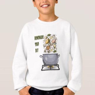 4th February - Homemade Soup Day Sweatshirt