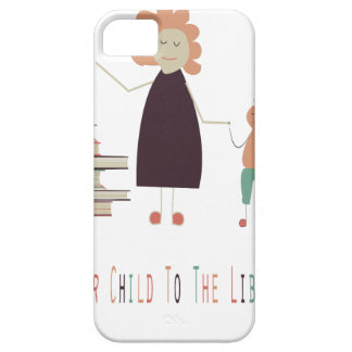 4th February - Take Your Child To The Library Day Case For The iPhone 5