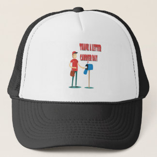 4th February - Thank A Letter Carrier Day Trucker Hat